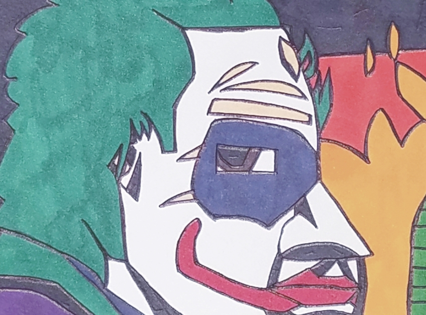 Heath Ledger par armattock